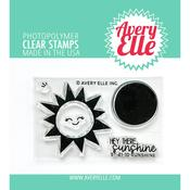 Sunshine Clear Stamp - Avery Elle - PRE ORDER