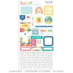 Sunkissed Accessory Stickers - Cocoa Vanilla Studio - PRE ORDER