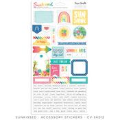 Sunkissed Accessory Stickers - Cocoa Vanilla Studio