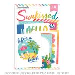 Sunkissed Pocket Cards - Cocoa Vanilla Studio