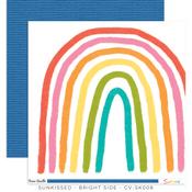 Bright Side Paper - Sunkissed - Cocoa Vanilla Studio - PRE ORDER