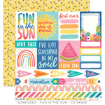 Fun In The Sun Paper - Sunkissed - Cocoa Vanilla Studio