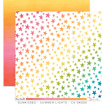 Summer Lights Paper - Sunkissed - Cocoa Vanilla Studio