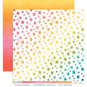 Summer Lights Paper - Sunkissed - Cocoa Vanilla Studio - PRE ORDER