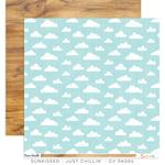 Just Chillin' Paper - Sunkissed - Cocoa Vanilla Studio - PRE ORDER