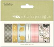Wild Asparagus Washi - My Minds Eye- PRE ORDER