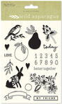 Wild Asparagus Stamps - My Minds Eye