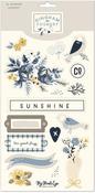 Gingham Foundry Chipboard Embellishments - My Minds Eye