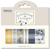 Gingham Foundry Washi - My Minds Eye- PRE ORDER