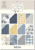 Gingham Foundry 6x8 Paper Pad - My Minds Eye