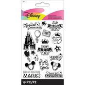 Disney Words Clear Stamps - EK Success - PRE ORDER