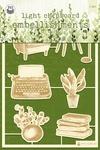 #01 Die-Cut Chipboard Embellishments - The Garden of Books - P13