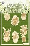 #02 Die-Cut Chipboard Embellishments - The Garden Of Books - P13