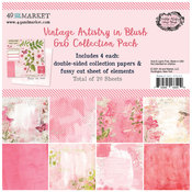 Blush 6x6 Collection Pack - 49 And Market