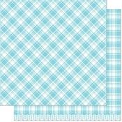 Nancy Remix Paper - Perfectly Plaid Remix - Lawn Fawn