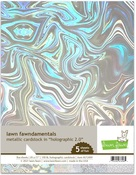 Holographic 2 8.5 x 11 Cardstock - Lawn Fawn
