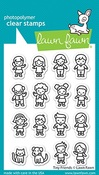Tiny Friends Stamps - Lawn Fawn