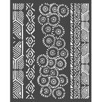 Tribals Stencil - Amazonia - Stamperia
