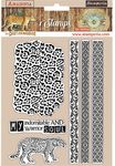 Tribals Rubber Stamps - Amazonia - Stamperia