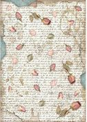 Petals Rice Paper - Passion - Stamperia