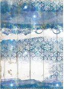 Texture Rice Paper - Romantic Sea Dream - Stamperia