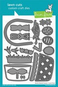 Easter Build-A-Basket Lawn Cuts - Lawn Fawn