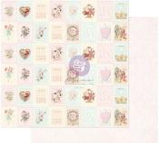 Love Stamps Paper - Magic Love - Prima
