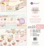 Magic Love Collection 12x12 Paper Pad - Prima