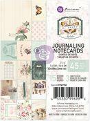 My Sweet 3X4 Journaling Cards - Prima