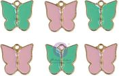 My Sweet Butterfly Charms - Prima