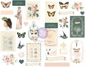 My Sweet Chipboard Stickers - Prima