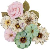 Sewn Together Flowers - My Sweet - Prima