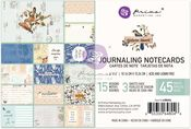 Nature Lover 4X6 Journaling Cards - Prima