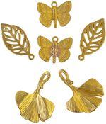 Nature Lover Metal Charms - Prima