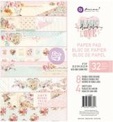 Magic Love 8x8 Paper Pad - Prima