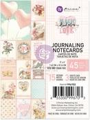Magic Love 3x4 Journaling Cards - Prima