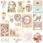 Magic Love Ephemera Set 1 - 33 Pieces - Prima
