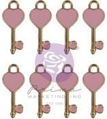 Magic Love Heart Keys - Prima
