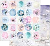 Watercolor Drops Paper - Watercolor Floral - Prima
