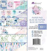 Watercolor Floral 6x6 Paper Pad - Prima