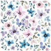 Watercolor Floral Ephemera Set #2 - Prima