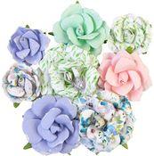 Rose Gouache Flowers - Watercolor Floral - Prima