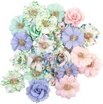 Tiny Colors Flowers - Watercolor Floral - Prima - PRE ORDER