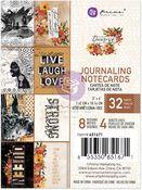 Diamond 3X4 Journaling Cards - Prima