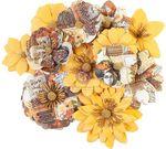 Colorful Beauty Flowers - Diamond - Prima - PRE ORDER