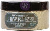 Golden Dust - Art Extravagance Jewel Texture Paste - Finnabair - Prima