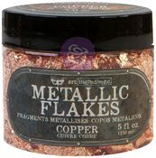 Copper - Art Ingredients Metallic Flakes - Finnabair - Prima