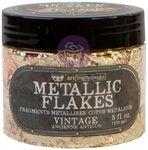 Vintage - Art Ingredients Metallic Flakes - Finnabair - Prima