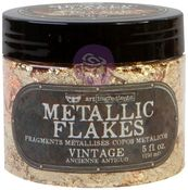 Vintage - Art Ingredients Metallic Flakes - Finnabair - Prima