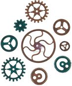 Grungy Gears Mechanicals - Finnabair - Prima